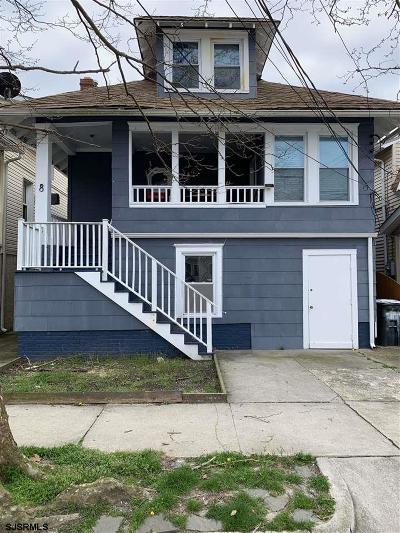 Ventnor Multi Family Home For Sale: 8 N Buffalo Ave