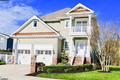 Brigantine Single Family Home For Sale: 17 McDermott Pl