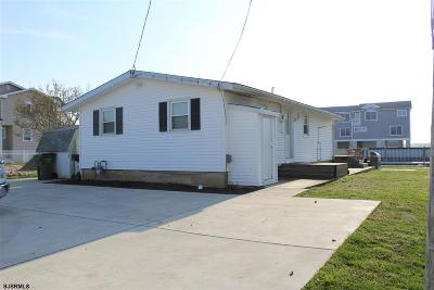 Somers Point Single Family Home For Sale: 26 Point Dr