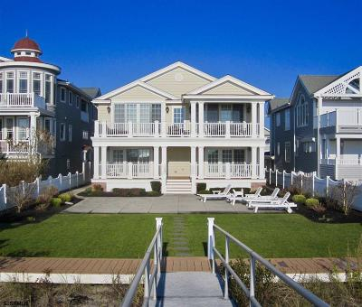 Ocean City Single Family Home For Sale: 1937 Wesley Ave