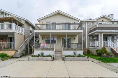 Ocean City Condo/Townhouse For Sale: 356 Asbury Ave #A