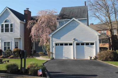 Absecon Single Family Home For Sale: 609 Hay Rd Road