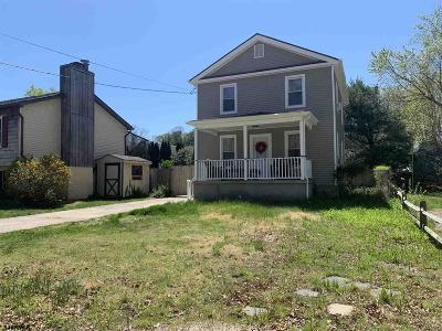 Somers Point Single Family Home For Sale: 214 Ocean Heights Ave