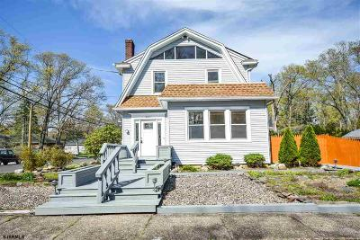 Absecon Single Family Home For Sale: 960 Marlborough