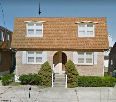 Brigantine Condo/Townhouse For Sale: 219 N 3 Rd Street #A