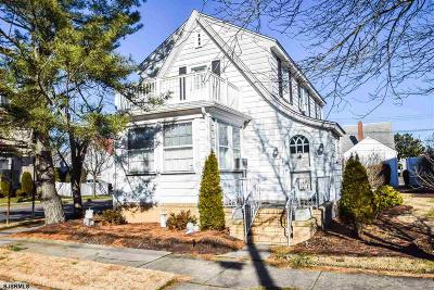 Margate Single Family Home For Sale: 29 N Kenyon Ave