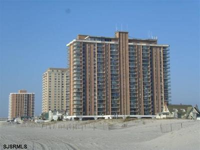 Ventnor Condo/Townhouse For Sale: 4800 Boardwalk #1509