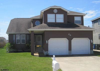 Brigantine Single Family Home For Sale: 26 Kirkwood Cir