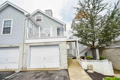 Absecon Condo/Townhouse For Sale: 82 E Woodland Ave #82