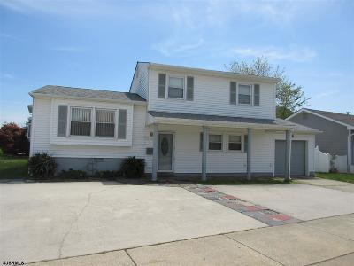 Ventnor Heights Single Family Home For Sale: 5500 Wellington Ave