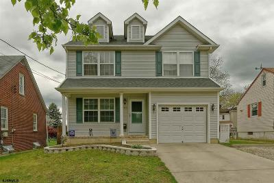 Vineland Single Family Home For Sale: 606 S 4th St