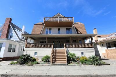 Ventnor Single Family Home For Sale: 106 S Stratford Ave