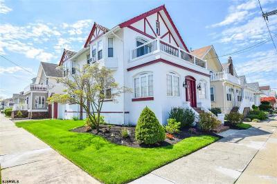 Ventnor Single Family Home For Sale: 7100 Ventnor
