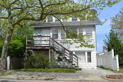 Ventnor Multi Family Home For Sale: 21 N Newark Ave