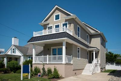 Longport Single Family Home For Sale: 2603 Oberon Ave