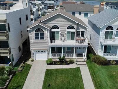Brigantine Single Family Home For Sale: 1313 E Brigantine Ave