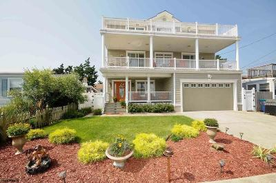 Brigantine Single Family Home For Sale: 204 2nd Street