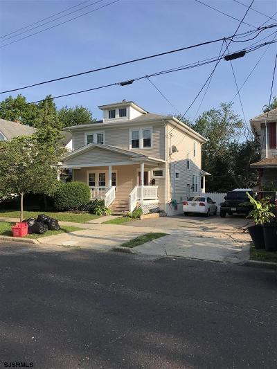 Vineland Single Family Home For Sale: 819 E Montrose St