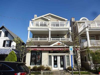 Ocean City Condo/Townhouse For Sale: 1245 Asbury Ave #Unit C