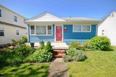 Brigantine Single Family Home For Sale: 270 39th St S Street
