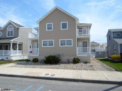 Ocean City Condo/Townhouse For Sale: 4955 West Ave #South