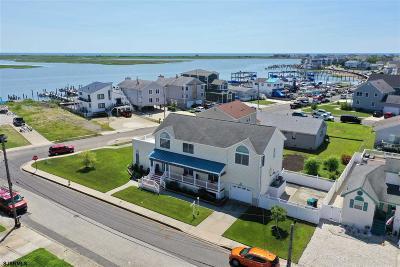 Brigantine Single Family Home For Sale: 1306 E Shore Dr