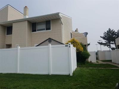 Brigantine Single Family Home For Sale: 128 D S 44 Th Street