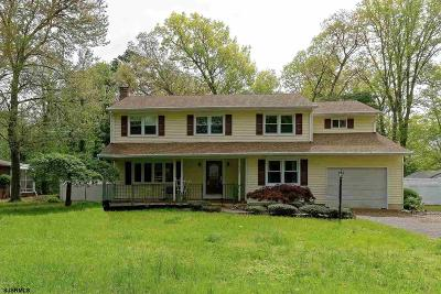 Vineland Single Family Home For Sale: 629 E Crescent Dr