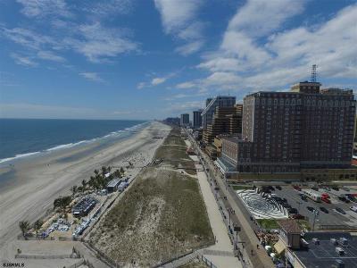 Atlantic County Condo/Townhouse For Sale: 2721 Boardwalk #1214