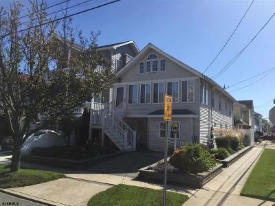 Ocean City Multi Family Home Back On Market: 1 Central Road