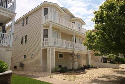 Ocean City Condo/Townhouse For Sale: 3323 Central Ave #2