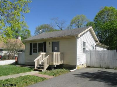 Northfield Single Family Home For Sale: 527 Chestnut Ave Ave
