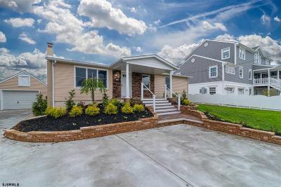 Brigantine Single Family Home For Sale: 1414 E Shore Dr