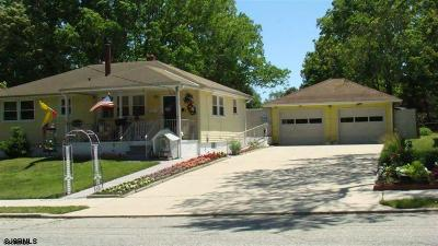 Absecon Single Family Home For Sale: 311 Pine Street