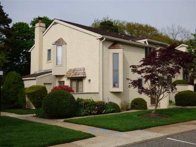 Somers Point Condo/Townhouse For Sale: 72 Bayview Drive #C 72
