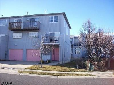 Brigantine Single Family Home For Sale: 403 Albacore Lane