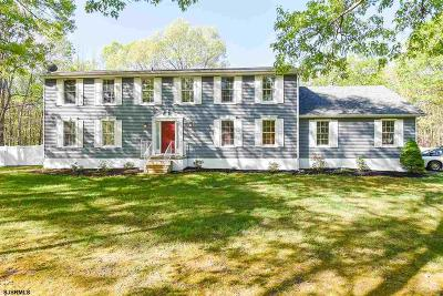 Egg Harbor Township Single Family Home For Sale: 1 Manchester