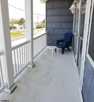 Brigantine Condo/Townhouse For Sale: 612 W Beach Ave #D