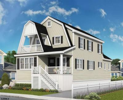 Ocean City Single Family Home For Sale: 1025 Bay Ave