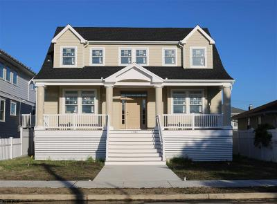 Ocean City Single Family Home For Sale: 1930 Ferndale Drive