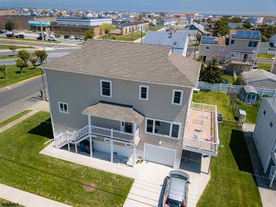 Brigantine Single Family Home For Sale: 106 Lafayette Pl