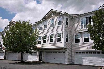 Somers Point Condo/Townhouse For Sale: 18 Bayside Dr #18
