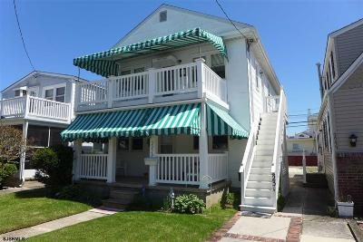 Ocean City Multi Family Home For Sale: 2229-31 West Ave