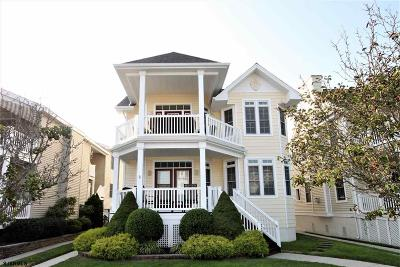 Ocean City Condo/Townhouse Undercontract-Cont Toshow: 2238 Central Ave Ave #Second F