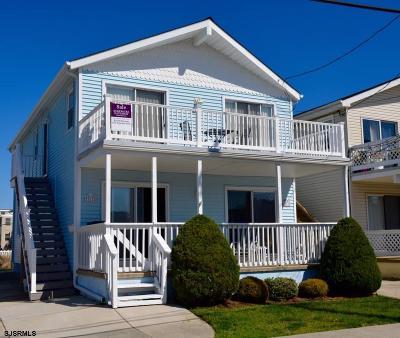 Ocean City Condo/Townhouse For Sale: 918 Pleasure Ave #2