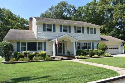 Absecon Single Family Home For Sale: 811 Chelsea
