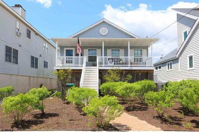 Ocean City Single Family Home For Sale: 330 Simpson Ave