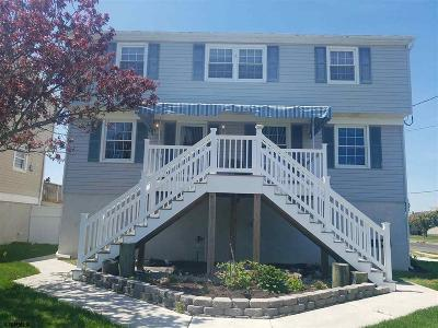 Brigantine Single Family Home For Sale: 100 Lafayette Pl