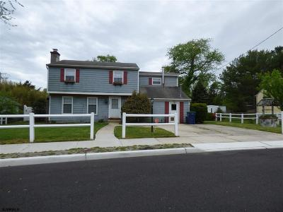 Absecon Single Family Home For Sale: 103 Cherokee Lane