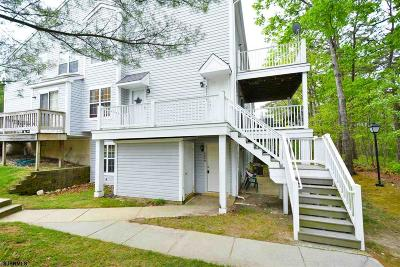 Mays Landing Condo/Townhouse For Sale: 4889 Bayberry Pl #4889